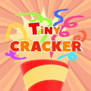 TINY PARTY CRACKER